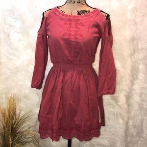 Copper key Ladies Dress